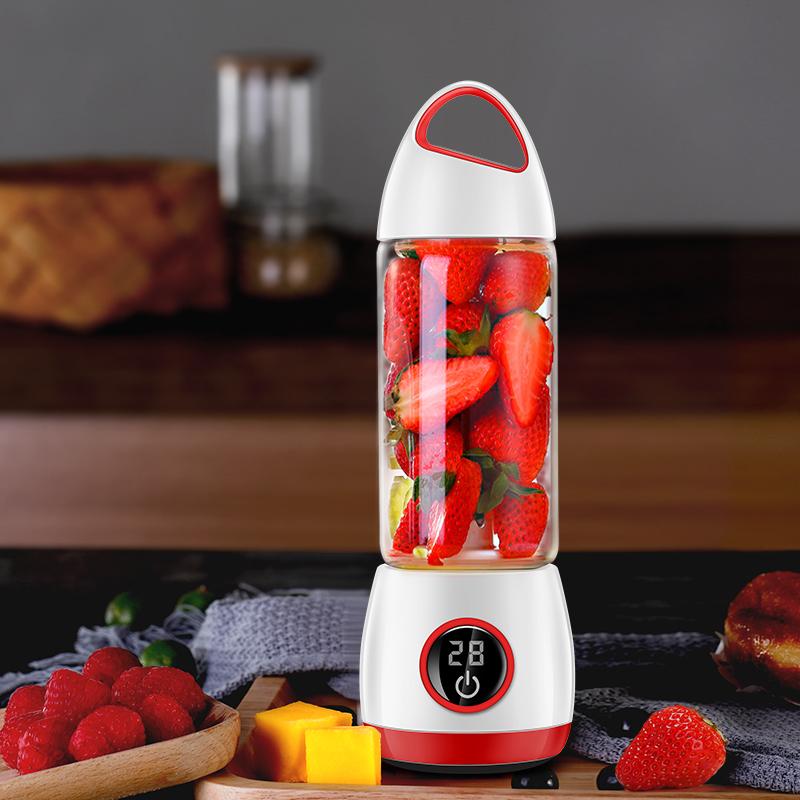 热销4件有赠品西布朗家用小型水果电动榨汁果汁机
