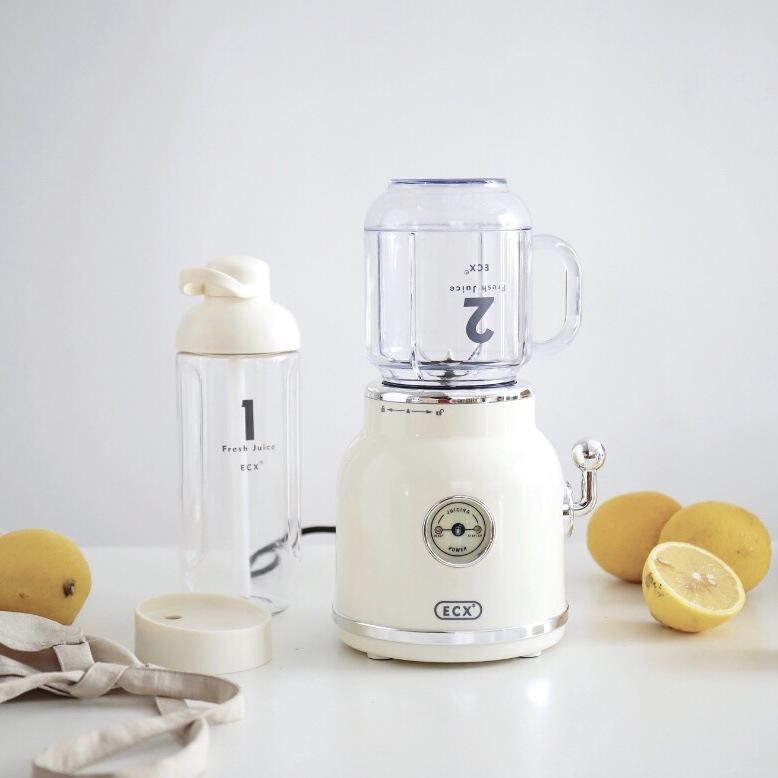 ECX ycxj01 juice Juicer cup bear tiktok juice machine, fruit and vegetable machine, fruit bumper, machine shake, same paragraph.