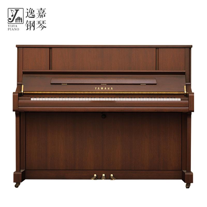 日本原装二手钢琴雅马哈 YAMAHA高端演奏立式钢琴YU10WN