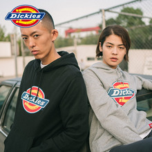 December 10 delivery of Dickies couple logo printed Hoodie for men and women dk007060