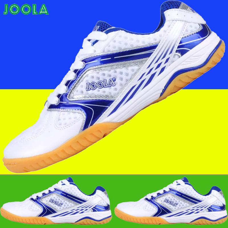 JOOLA отлично тянуть особенно тянуть настольный теннис модельа воздухопроницаемый скольжение конкуренция обучение обувной пригодный для носки сухожилие спортивной обуви
