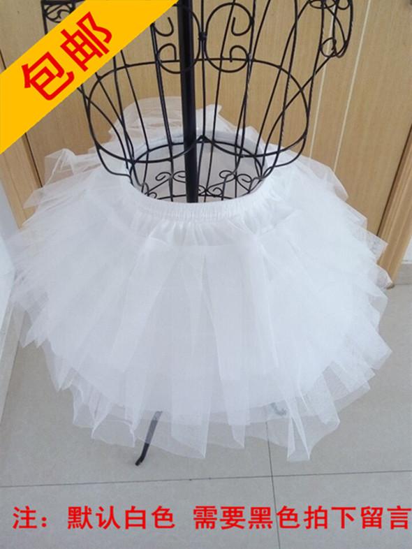 Балет бесхарактерный для взрослых ребенок юбка поддержка свадьба платья юбка поддержка юбка cos горничная наряд lolita паньер