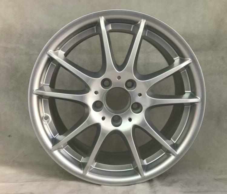 17寸原款品牌奔驰轮毂  b200 c200 b180铝合金轮毂钢圈胎龄