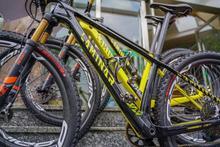 29寸碳纖維超輕山地自行車車架定制車架 富律業LAMINAR力敏納29er