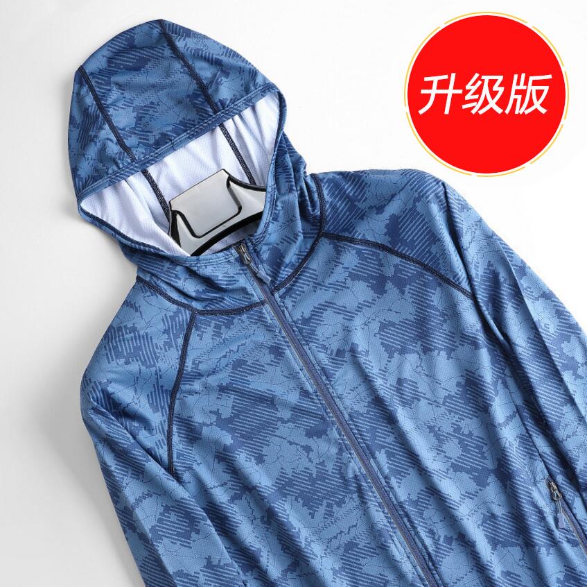 外皮?服男款夏女士日焼け止め服紫外線カットコート夏の通気コートのサイズが大きいです。