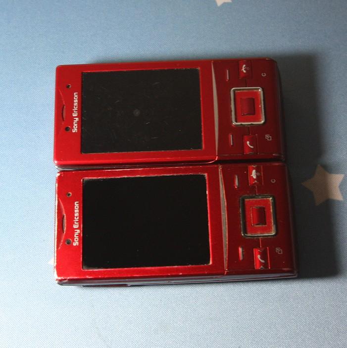 二手 索尼爱立信 J20 时尚滑盖拍照音乐手机 怀旧手机