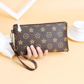 新款女手拿包时尚休闲手抓包手机包女长款钱包手拎包女小包零钱包图片