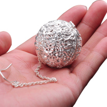 Sterling Silver Tea Filter Teapot tea net tea ball Silver Tea leakage Tea Filter Tea
