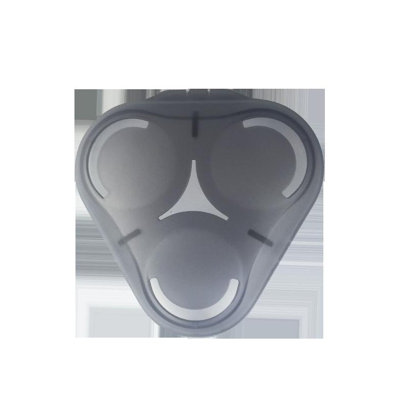 飞利浦剃须刀刀头盖S5000 S5079 S5075 S5095 S5080透明保护盖子