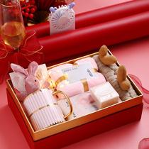 创意礼物送新人伴手礼生日结婚礼物送男女朋友闺蜜乔迁礼品礼盒