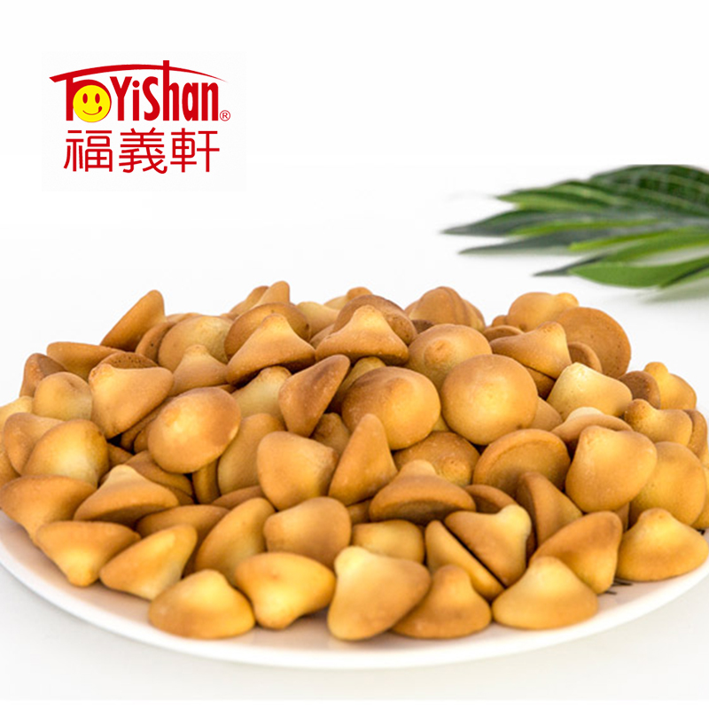 Fuyixuan sparrow pastry 170 grams of sparrow pastry snack biscuits imported from Taiwan