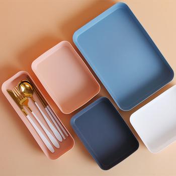 厨房餐具收纳盒抽屉式日式置物架