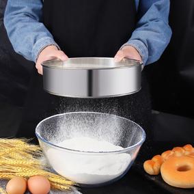 304不锈钢过烘焙家用筛子筛过滤网