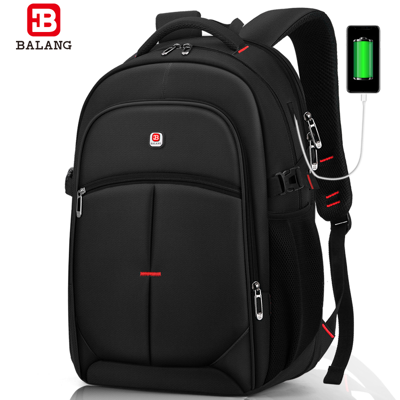 Large capacity men's backpack leisure travel computer backpack fashion trend female junior high school students school bag college students