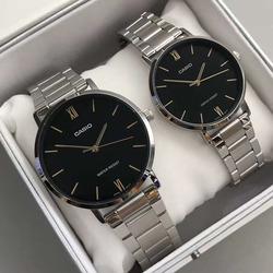 香港购正品新款卡西欧手表男女手表casio情侣表时尚潮流防水简约