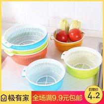 厨房洗菜盆不锈钢上方放碗碟在水池上面干碗篮架子沥水水槽