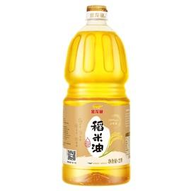 金龙鱼谷维多稻米油 2升/瓶