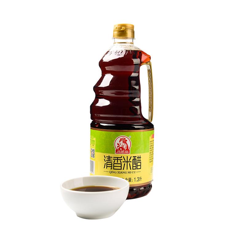 巧媳妇粮油调味清香米醋1300ml