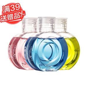 【天猫超市】舒客舒克3X持久清新漱口水100ml薄荷清洁牙渍口气
