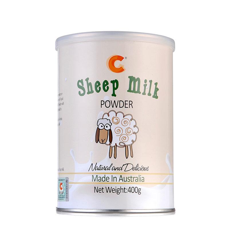 ~天貓超市~澳洲 康培爾conbair綿羊奶粉400克兒童中老年營養