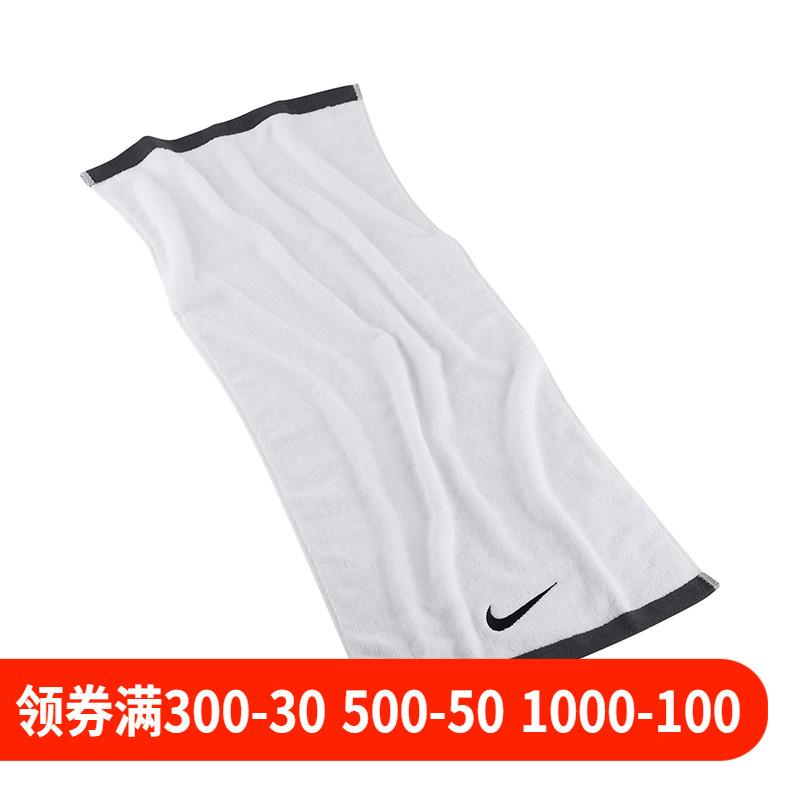 NIKE FUNDAMENTAL 男女中号运动休闲健身吸水毛巾 AC2088-101
