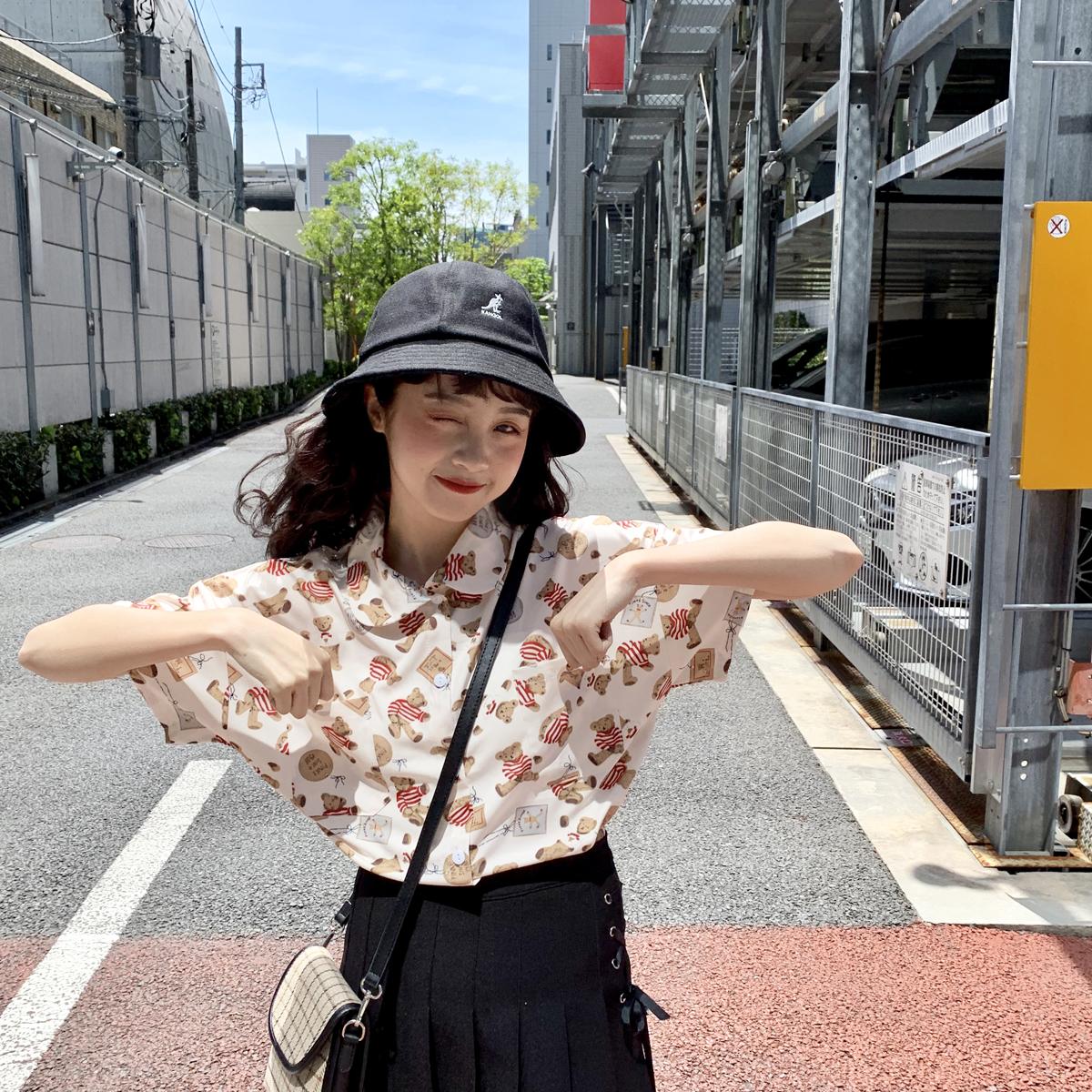 yukixiaoshu自制少女感满满衬衫限100000张券