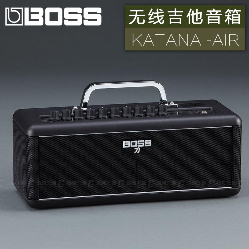 BOSS罗兰 KTN-AIR无线传输连接电吉他音箱KATANA蓝牙便携数字音响