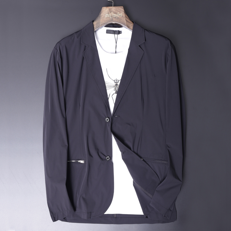 [special price every day] summer stretch mens single Western slim suit suit suit mens casual suit