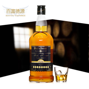 皇家贝斯威士忌酒700ml whiskey洋酒正品酒吧用酒基酒夜场烈酒