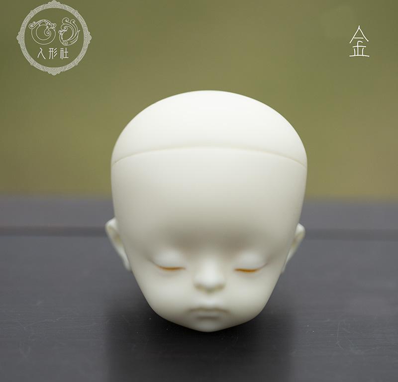 OD人形社五行娃の金娃:金8分bjd娃娃SD娃片頭公式版