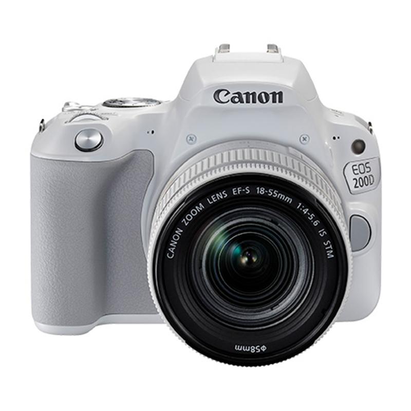 現貨Canon/佳能EOS 200D套機(18-55mm)數碼入門單反相機200D國行