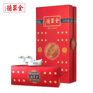 全聚德旗舰店全聚德烤鸭北京特产五香珍礼装老字号年货烤鸭礼盒