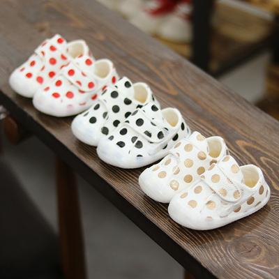 婴儿鞋软底男女童学步鞋宝宝布鞋子春秋新生儿步前鞋0—1-3岁