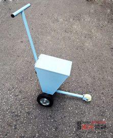 场地划线车田径足球场画线车篮球场划线器三轮画线车4-10厘米之间