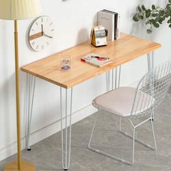 实木书桌梳妆台北欧多功能电脑一体桌简约小户型卧室迷你桌化妆台