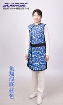 皓邦HC04超柔软铅背心/铅衣防辐射服/X射线防护服/伽玛线防护裙