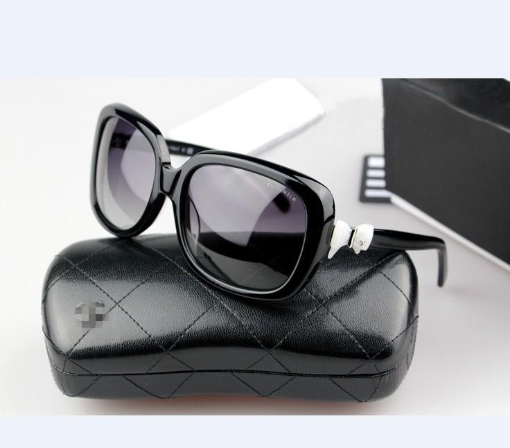 2014 new Xiangjia bow Sunglasses versatile trend retro womens Sunglasses star Sunglasses 5171
