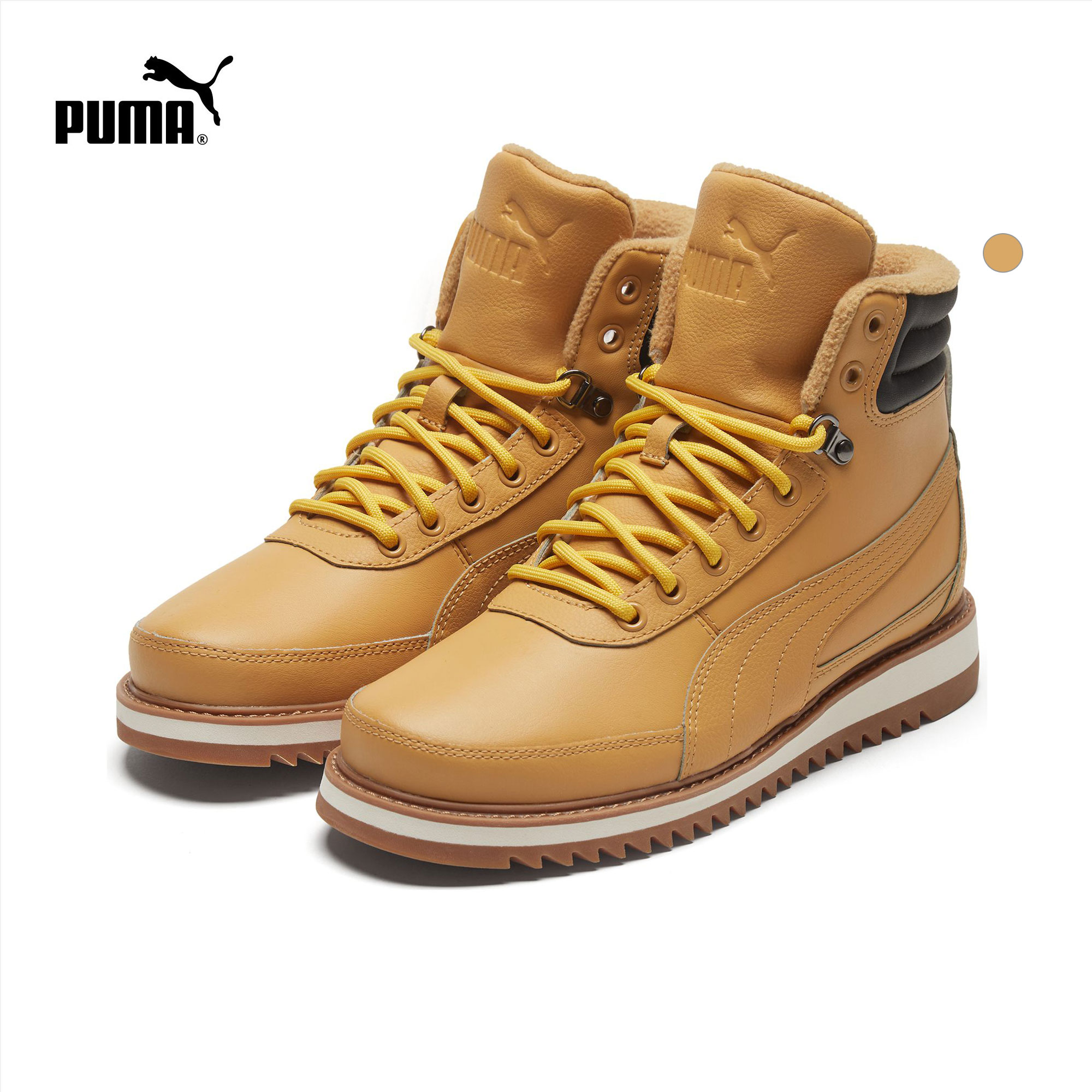 PUMA Hummer official authentic new men and women the same warm casual shoes DESIERTO V2 373025