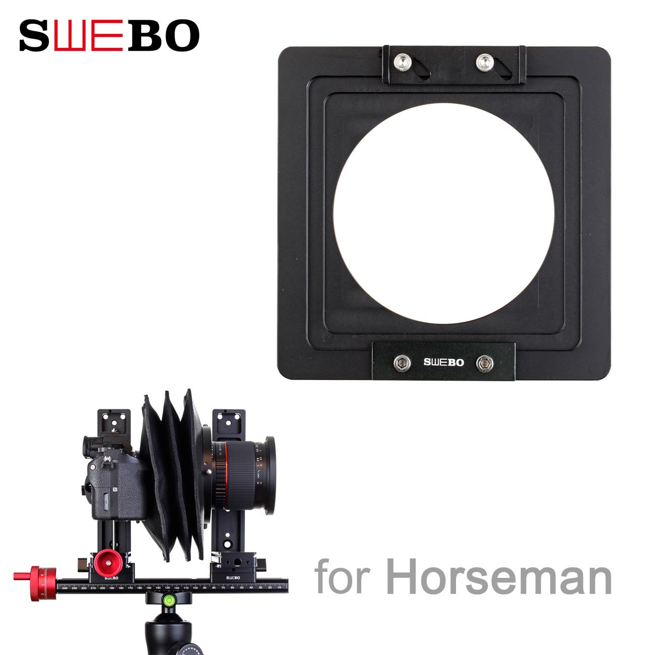 Swebo micro monorail Knight 80mm lens board adapter