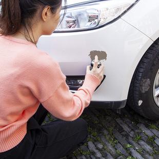 汽车划痕修复神器补漆笔白色车漆去痕深度补车笔自喷漆油漆面刮痕