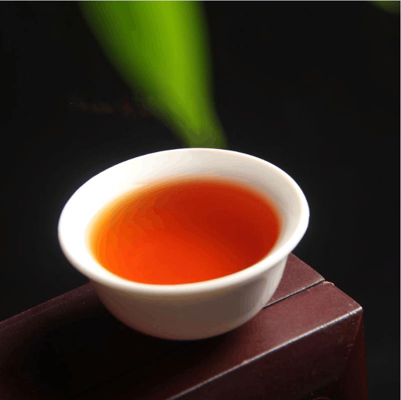 直播间龙园号6年干仓500克精致熟茶只有5份