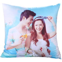 Photo Pillow customization To map custom real person custom-made gift cushion DIY personality Creative Star by Pillow cover