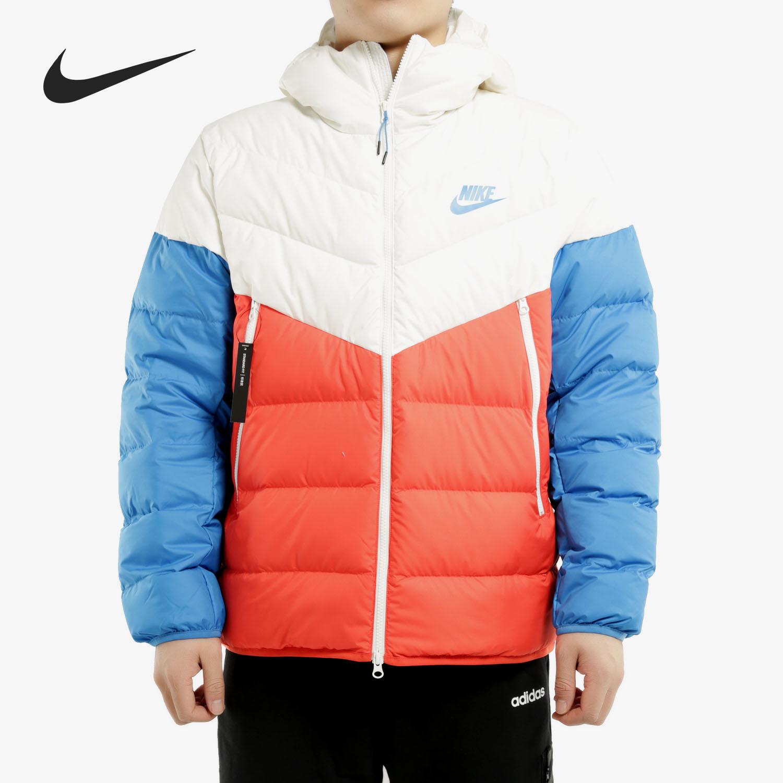 Nike/耐克正品 M NSW DWN FILL WR JKT HD 男子羽绒服928834-010图片