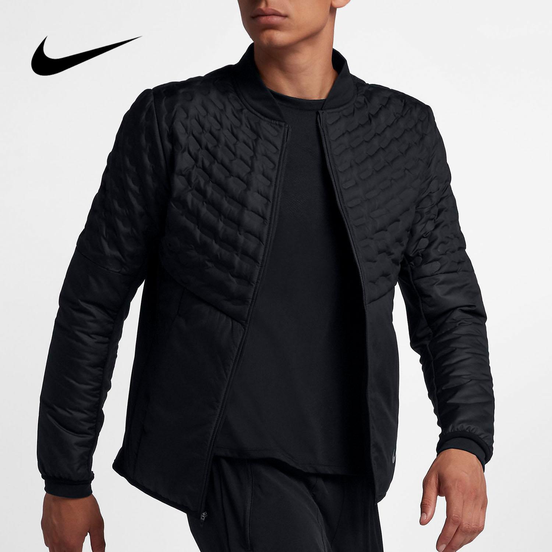 Nike/耐克正品 2019新款男子休闲保暖运动休闲羽绒服外套 928506图片