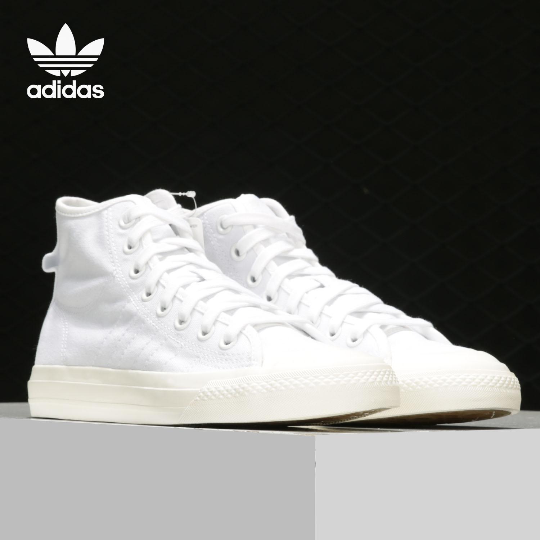 adidas /阿迪达斯正品男子帆布鞋好用吗