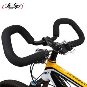 JCSP 户外运动骑行旅行车专用车把蝴蝶把山地车自行车零配件弯把