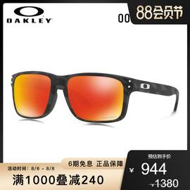 Oakley欧克利太阳镜 男女墨镜休闲太阳眼镜OO9244 HOLBROOK图片