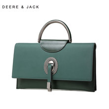 Early spring 2020 Hong Kong style women's bag chic retro ol large capacity leather chain hand-held bag with one shoulder