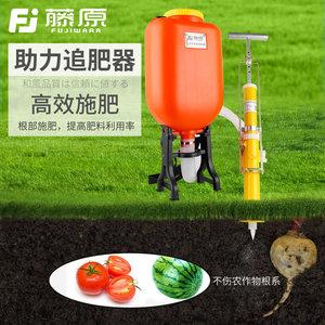 藤原播种器复合肥施肥器玉米播种机