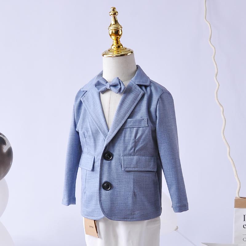 中國代購|中國批發-ibuy99|礼服|儿童小西服男童西服上衣童装西装小礼服宝宝搭配走秀模特演出外套